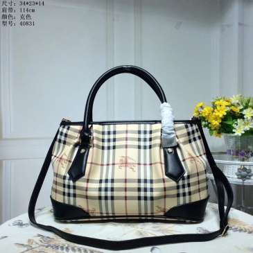 Burberry AAA+Handbags #9124560