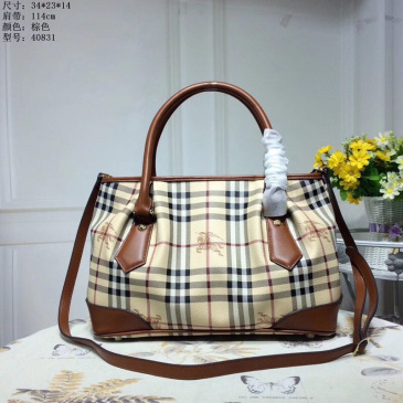 Burberry AAA+Handbags #9124561