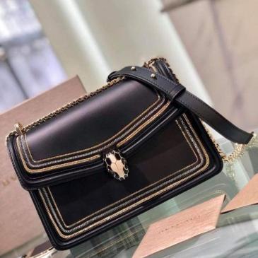Bvlgari handbag shoulder bag 28cm #9127089