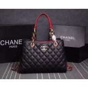 Chanel Paris Handbag black #99117029