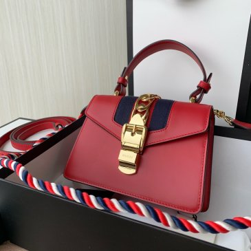 Replica Gucci Sylvie Bee Star small shoulder bag #9875314