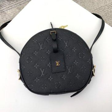 2020 Louis Vuttion Boite Chapeau Souple handbags #99116201