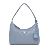 PRADA Re-Edition HOBO Mini nylon underarm one-shoulder bag #99900809