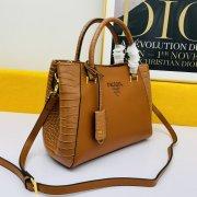 Prada Handbags calfskin leather bags #99904332