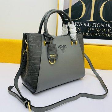 Prada Handbags calfskin leather bags #99904333