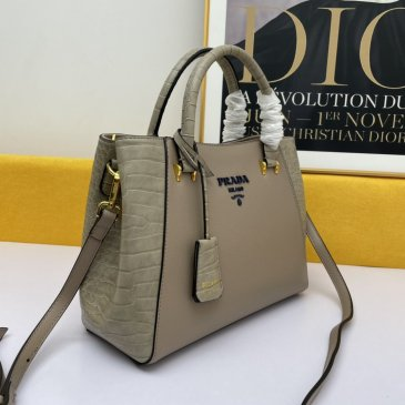 Prada Handbags calfskin leather bags #99904335