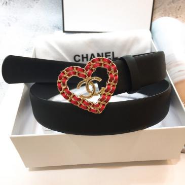 Chanel AAA+ Belts #9123819