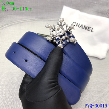 Chanel AAA+ Leather Belts #9129338