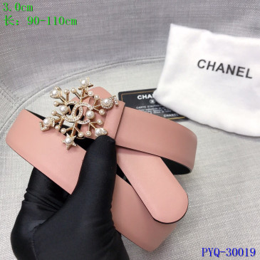 Chanel AAA+ Leather Belts #9129340