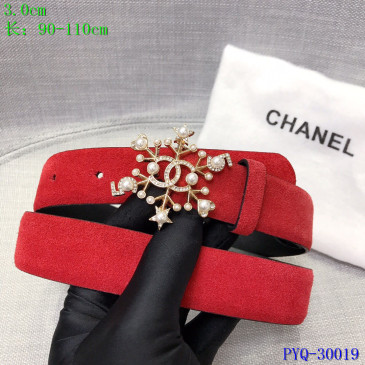Chanel AAA+ Leather Belts #9129342