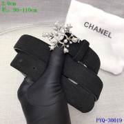 Chanel AAA+ Leather Belts #9129343
