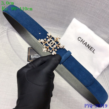 Chanel AAA+ Leather Belts #9129344