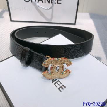 Chanel AAA+ sheepskin Leather Belts #9129349