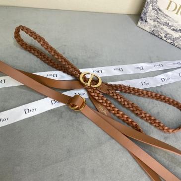 Dior AAA+ belts 1.5CM #99905588
