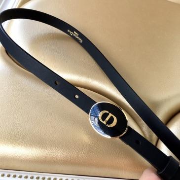 Dior AAA+ belts 1.5CM #99905589