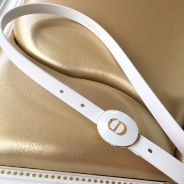 Dior AAA+ belts 1.5CM #99905590