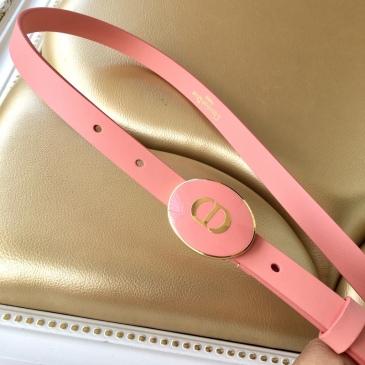 Dior AAA+ belts 1.5CM #99905591