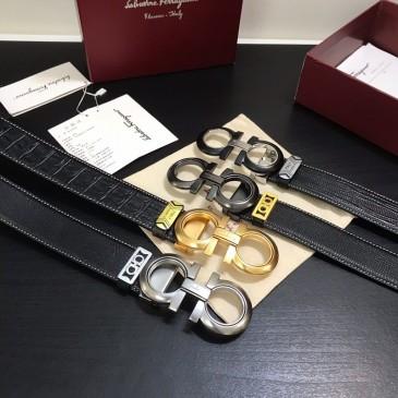 Ferragamo AAA+ Belts 3.4CM #99874601