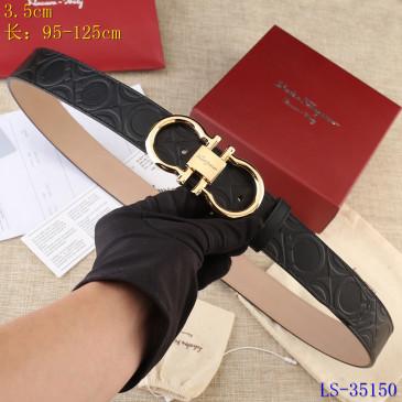 Ferragamo AAA+ Leather Belts W3.5cm #9129604