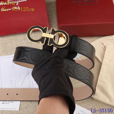 Ferragamo AAA+ Leather Belts W3.5cm #9129605