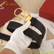 Ferragamo AAA+ Leather Belts W3.5cm #9129607
