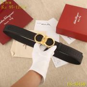 Ferragamo AAA+ Leather Belts W3.5cm #9129609