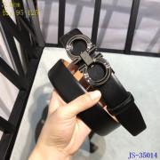 Ferragamo AAA+ Leather Belts W3.5cm #9129614