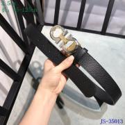 Ferragamo AAA+ Leather reversible Belts #9129560