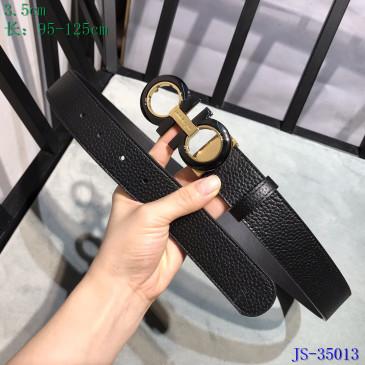 Ferragamo AAA+ Leather reversible Belts #9129562