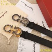 Ferragamo AAA+ Leather reversible Belts W3.5cm #9129594