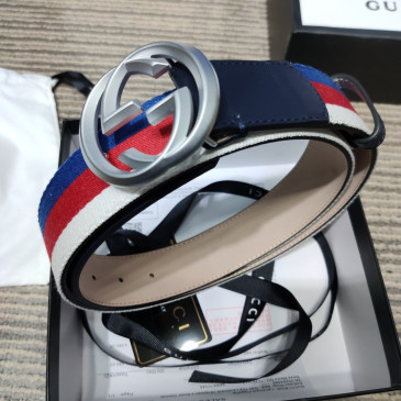 Gucci AAA+ Leather Belts W4cm #9129909