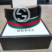 Gucci AAA+ Leather Belts W4cm #9129910