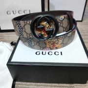 Gucci AAA+ Leather Belts W4cm #9129913