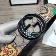 Gucci AAA+ Leather Belts W4cm #9129914