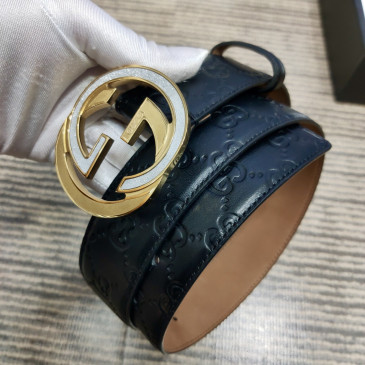 Gucci AAA+ Leather Belts W4cm #9129920