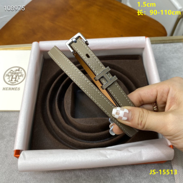 HERMES AAA+ Belts #999909989