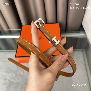 HERMES AAA+ Belts #999909991