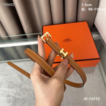HERMES AAA+ Belts #999909997