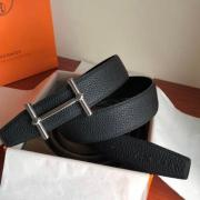 HERMES AAA+ Leather Belts #9126340