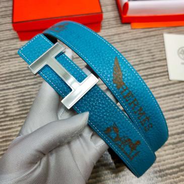HERMES AAA+ Leather Belts W3.2cm #9129550
