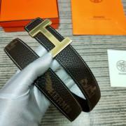 HERMES AAA+ Leather Belts W3.2cm #9129551