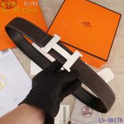 HERMES AAA+ Leather Belts W3.8cm #9129503