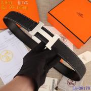 HERMES AAA+ Leather Belts W3.8cm #9129504