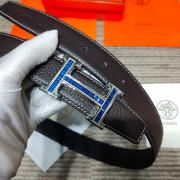 HERMES AAA+ reversible Leather Belts W3.2cm for women #9129512