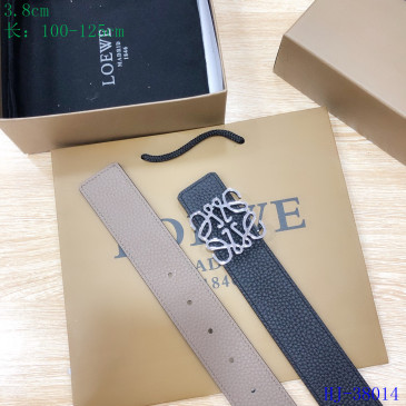 Loeve AAA+ Newest Leather reversible Belts  #9129262
