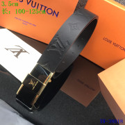 Louis Vuitton AAA+ Leather Belts W3.8cm #9129996