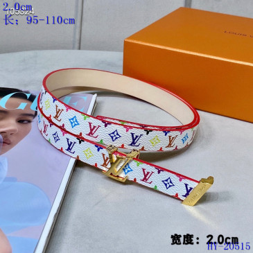 Women's Louis Vuitton AAA+ Belts #99874327