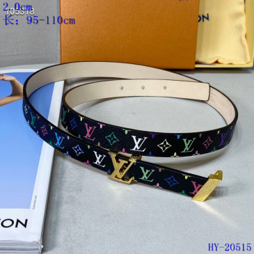 Women's Louis Vuitton AAA+ Belts #99874328