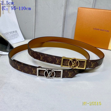 Women's Louis Vuitton AAA+ Belts #99874331