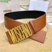 Moschino AAA+ Belts 7cm #9124510